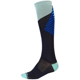 Endura SingleTrack Cycling Socks Women blue/turquoise